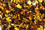 Chocolate and Strawberry - Organic Fruit Infusion - Fruit Tea -Tisane -Caffeine Free -Healthy - Gently Stirred