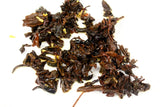 Chocolate Truffle Flavoured Quality Black Tea Gently Stirred