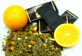 Cocoa and Orange Flavoured Herbal Infusion Tea