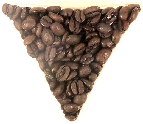 Colombian Excelso Swiss Water Decaffeinated Whole Bean Gently Stirred