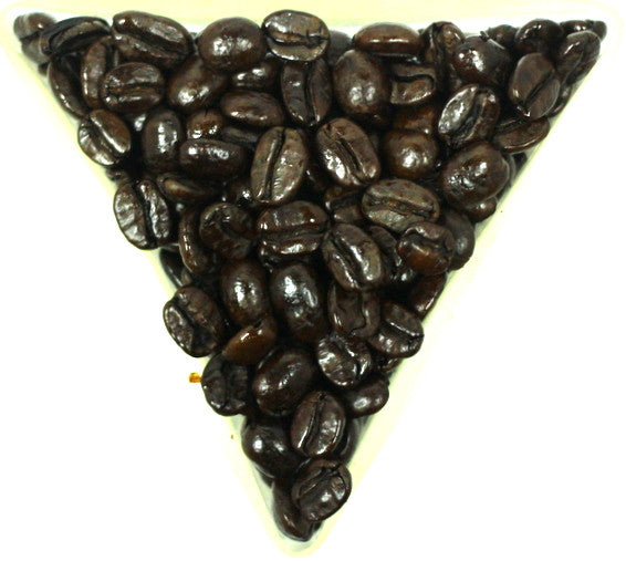 Colombian Supremo La Ceiba Swiss Water Decaffeinated Coffee Gently Stirred