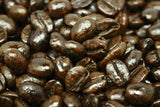 Colombian Supremo La Ceiba Swiss Water Decaffeinated Whole Dark Roasted Coffee Beans - Gently Stirred