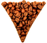 Costa Rica Dota Tarrazu Hermosa Coffee Beans Gently Stirred