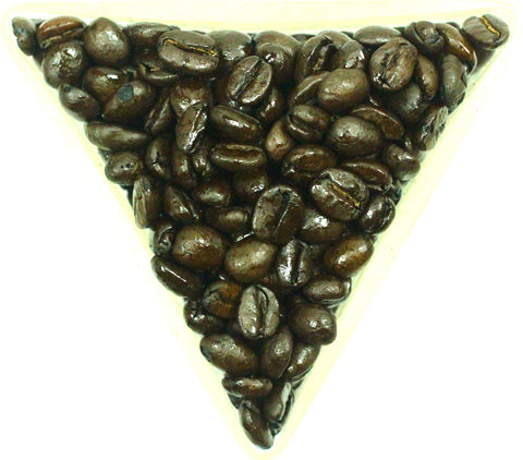 Costa Rica Tarrazu La Pastora Whole Coffee Beans Gently Stirred
