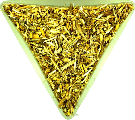 Pure Organic Couch Grass Loose Leaf Tea Or Tisane Praised By Culpeper For Cystitis Amongst Other Things Gently Stirred