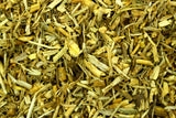 Pure Organic Couch Grass Loose Leaf Tea Or Tisane Praised By Culpeper For Cystitis Amongst Other Things - Gently Stirred