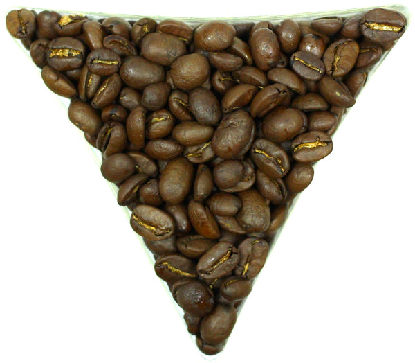 Cuban Turquino Extra Special Organic Coffee Beans Gently Stirred