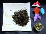 Cui Min - Qingshan Garden - Organic White Tea -Very Special - Pure - Chinese White Tea - Quite Rare - Gently Stirred