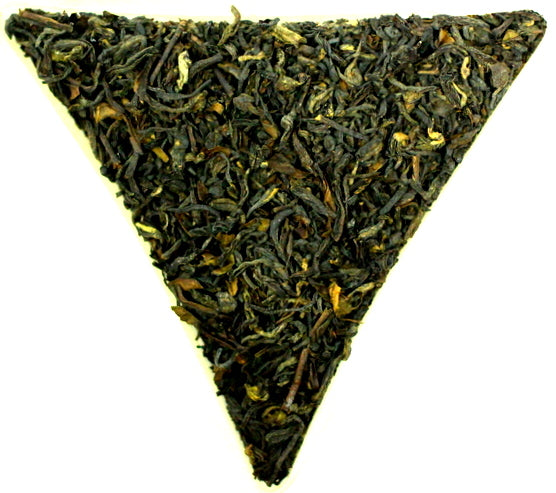 Darjeeling Avongrove FTGFOP1 Organic 2nd Flush Clonal Loose Leaf Black Tea Gently Stirred