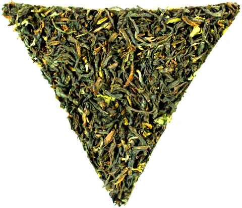 Darjeeling Happy Valley Grade 1 Loose Leaf Tea Gently Stirred
