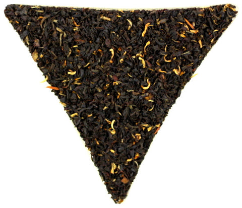 East Frisian Selected Pekoe Loose Leaf Black Tea Gently Stirred