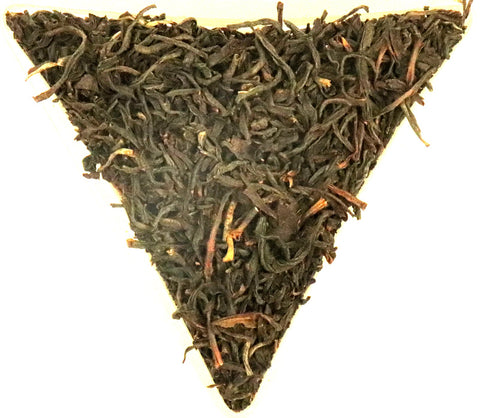 English Breakfast Selected Blend Organic Loose Leaf Black Tea Traditional Blend
