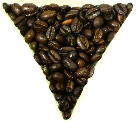 Ethiopian Mocha Djimma Fair Trade Coffee Gently Stirred