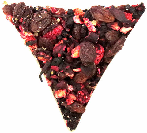 Forest Fruits Mixed Berries Fruit Infusion Delicious Hot Or Cold Very Healthy Vegan Tisane