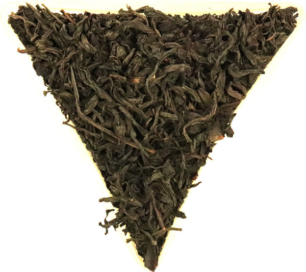 Formosa Sun Moon Lake Black Loose Leaf Tea Unique Rare Special Taiwan