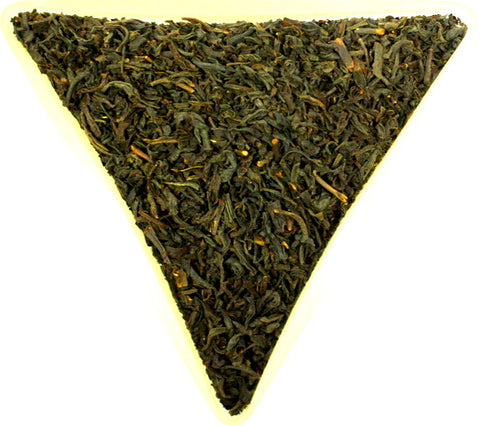 Gruziya Orange Pekoe Loose Leaf Chinese Black Tea Gently Stirred