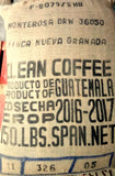 Guatemala Finca Nueva Granada Estate Monte Rosa Rainforest Alliance French Roast Coffee Beans