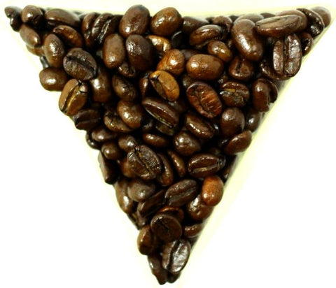 Hazelnut Flavoured Coffee Beans 100% Arabica Central and South America Beans - Gently Stirred