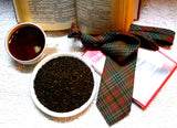 Scottish Breakfast Organic Blend Tea Gently Stirred