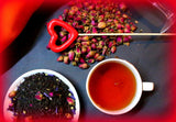 Sweetheart Scented Tea Gently Stirred
