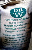 Indian Kerala Plantation A Fair Trade Organic Whole Coffee Beans Gently Stirred
