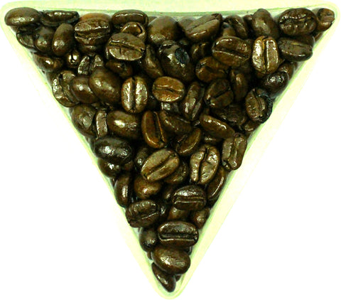 Indian Monsoon Malabar AA Aspinwall Whole Coffee Beans Medium Roast Gently Stirred