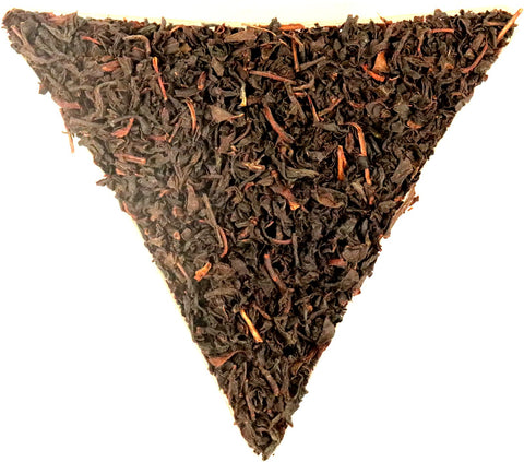 Indian Nilgiri Coonoor Flowery Orange Pekoe Loose Leaf Black Tea Gently Stirred
