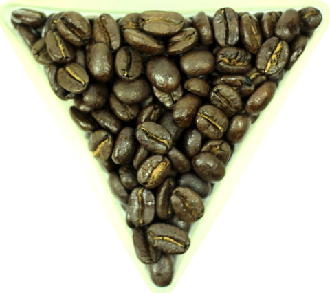 Jamaican Blue Mountain Wallenford Estate Coffee Beans Gently Stirred