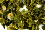 Japanese Sencha Sakura - Loose Leaf - Green Tea - Healthy - Wonderful Cherry Flavour And Aroma - Gently Stirred