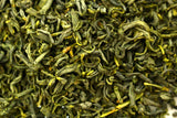Japanese Tamaryokucha Organic Loose Leaf Healthy Green Speciality Tea - Gently Stirred