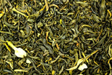Jasmine with Flowers - Loose Leaf Oolong Tea - Extra Jasmine Flowers High Quality Chinese Traditional Tea - Gently Stirred