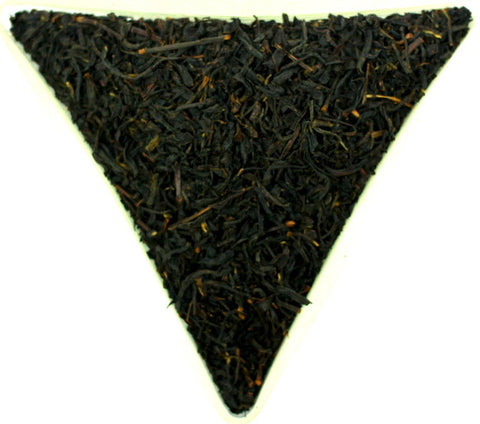 Keemun Imperial Anhui Province Organic Traditional Chinese Loose Leaf Black Tea Gently Stirred