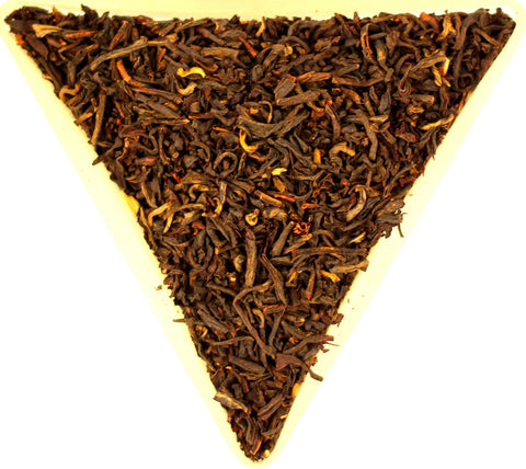 Kenya Marynin GFOP Loose Leaf Black Tea Gently Stirred
