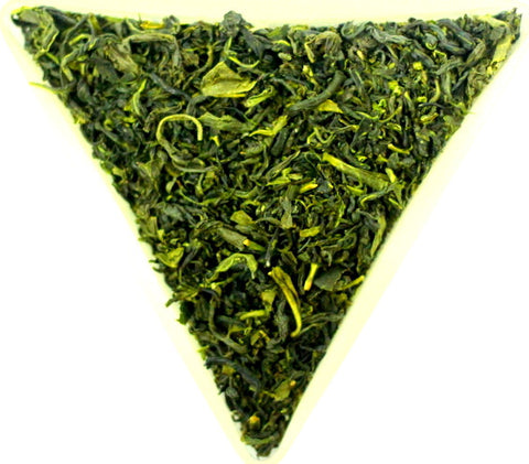 Korea Seogwang Woojeon 1st Flush Flowery Orange Pekoe Organic Green Tea Rare Specialist Gently Stirred