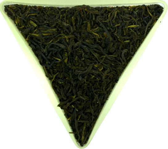 Lanxi Mao Feng Chinese Traditional Green Tea Loose Leaf Healthy Gently Stirred