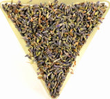 Lavender Flower Tea Herbal Infusion Gently Stirred