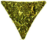 Lemon Balm Tea Melissa Officinalis Wonderful For Relaxation And Calming Gently Stirred