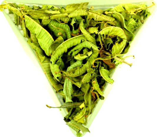 Lemon Verbena Whole Leaf Herbal Tisane Work Out Drink For Muscle Protection Very Popular In France Gently Stirred