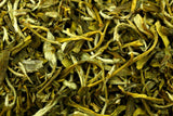 Lu Mu Dan - Chinese Green Tea - Loose Leaf - Special - Rare and Unusual -Extra Healthy Green Tea - Gently Stirred