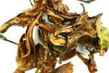 Malawi - Bvumbwe Red Leaf White Peony - White Tea - An African Grown Chinese Pai Mu Tan Bush - Very Special - Gently Stirred