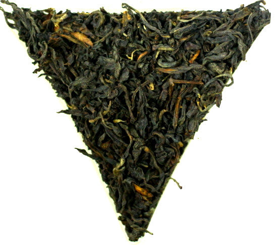 Malawi Thyolo Dark Fired Fair Trade Rainforest Alliance Black Tea Gently Stirred