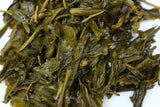 Chinese Zhejiang Misty Green Organic Loose Leaf Green Tea Traditional Quality - Gently Stirred