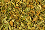 Moringa Ginger Ginseng Ginkgo Tree Of Life Herbal Infusion Healthy Gently Stirred