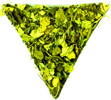 Moringa Leaf Organic Tea Tisane Loose Leaf Gently Stirred
