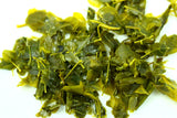 Moringa Leaf Organic Tea Tisane Gently Stirred
