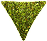 Moroccan Nana Spearmint Herbal Infusion Cut Leaf Highest Quality Calming Effect For Insomnia Gently Stirred