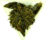 Mu Dan Tea Peony Hand Tied Chinese Healthy Speciality Healthy Green Tea Gently Stirred