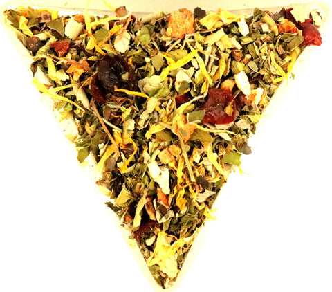 Christmas Organic Herbal Orange and Cinnamon Blend Tea Or Tisane Healthy Smell Lovely Taste Very Popular