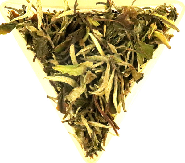 Pai Mu Tan White Tea Special Grade 6900 Fuding Loose Leaf White Peony Green Tea One Of The Healthiest Teas In The World