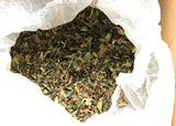 Pai Mu Tan White Peony 6902 Cafe Grade Loose Leaf White Tea Gently Stirred